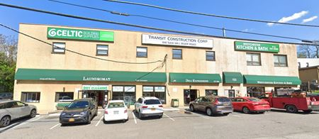 614 Saw Mill River Road - Office Over Retail - Yonkers