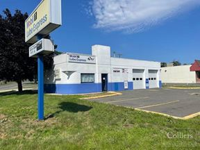 ±2,000 sf auto maintenance shop in Bristol, CT