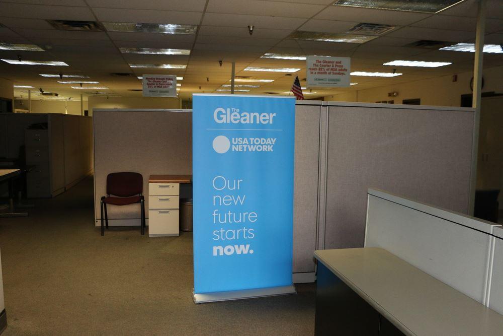 Former Henderson Gleaner Newspaper/Printing Facility