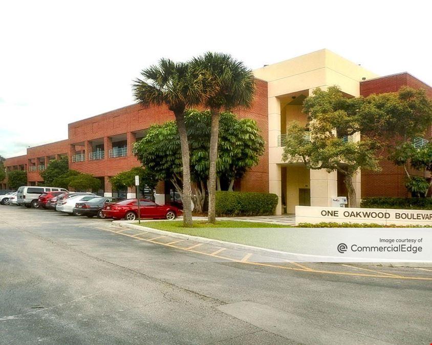 Oakwood Business Center - Buildings I & II