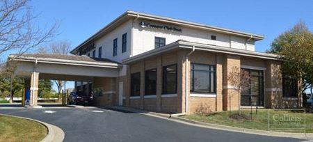831-839  NE Woods Chapel Road & NE Ralph Powell - Chapel Ridge Bank Building - Lee's Summit