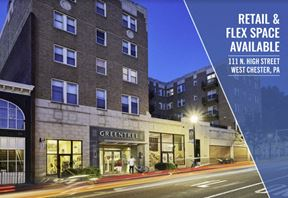 Retail and Flex Space Available - West Chester