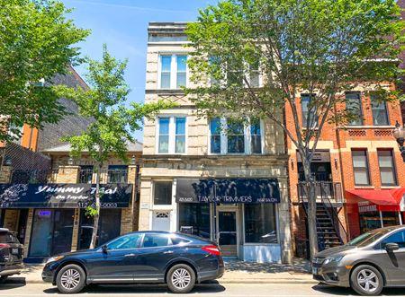 1416 W Taylor Street - Chicago