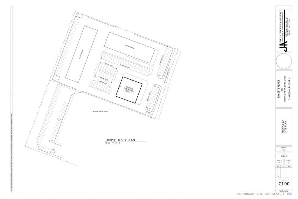 3801 Nicholasville Centre Drive