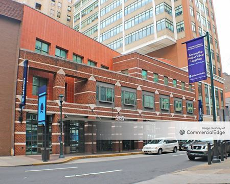 Thomas Jefferson University Hospital - Clinical Office Building - Philadelphia