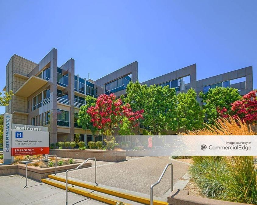 Kaiser Permanente Walnut Creek Medical Center Medical Offices