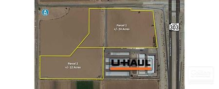 Prime Mixed-Use Land Site for Sale in Glendale Arizona - Glendale