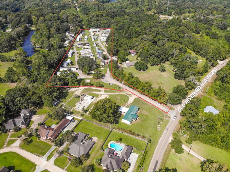 [Reduced] Twin Oaks Mobile Home Park - 32 Units