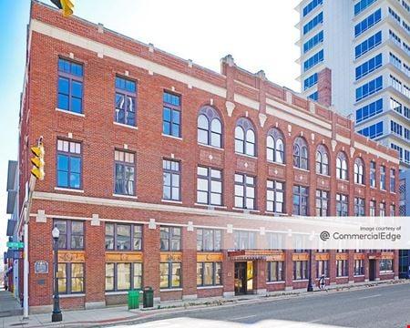 Journal Gazette Building - Fort Wayne