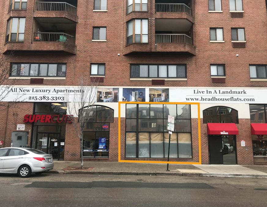 Retail Spaces for Lease in Abbott's Square