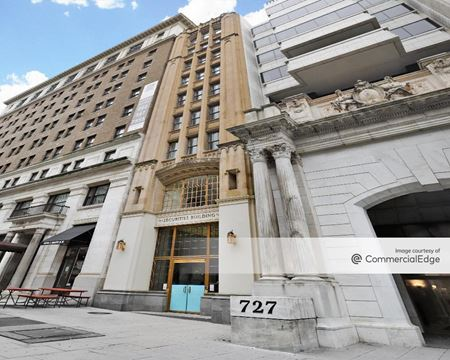 Securities Building - Washington