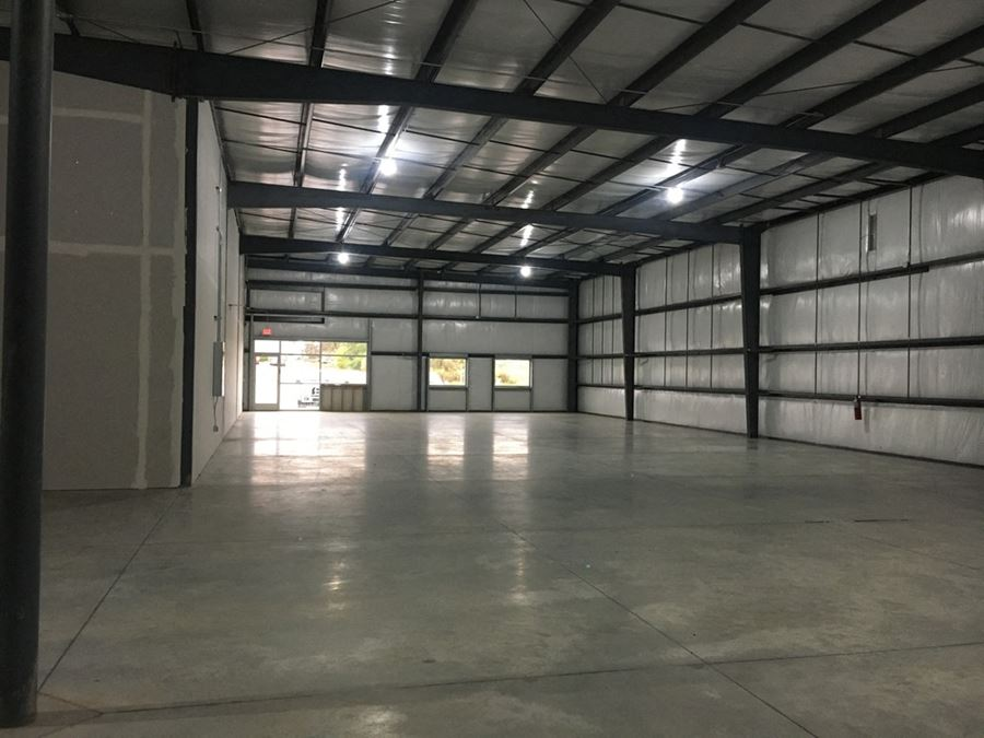 New Office Warehouse Space For Lease