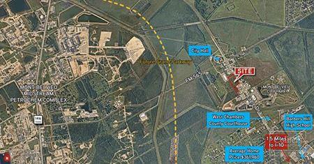For Sale | Development Site 5.33 Acres in Mont Belvieu, TX - Mont Belvieu
