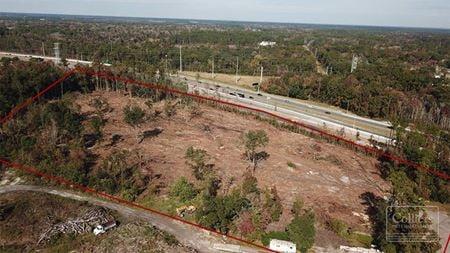 Camden Road Truck Yard - Jacksonville