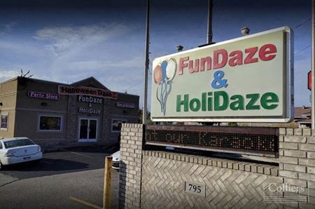 Clearfield Fundaze Building - Clearfield