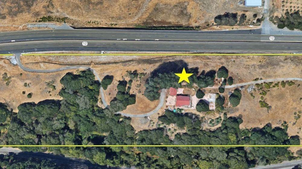 41.49 Acres -Jameson Canyon CA-12
