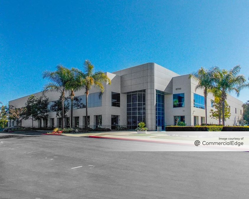 Warland Cypress Business Center - 5730 Katella Avenue