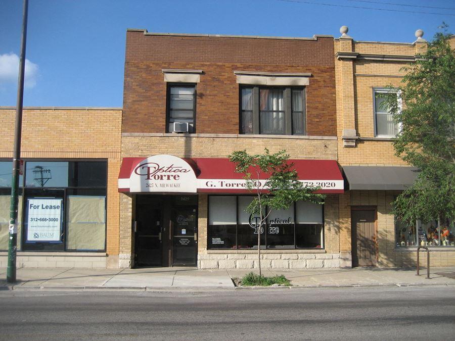 2423 N. Milwaukee Avenue