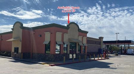 For Lease | Restaurant End Cap with Drive-Thru Space - Spring