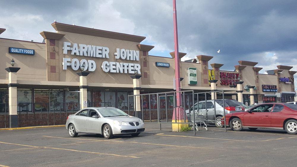 Farmer John's Shopping Center