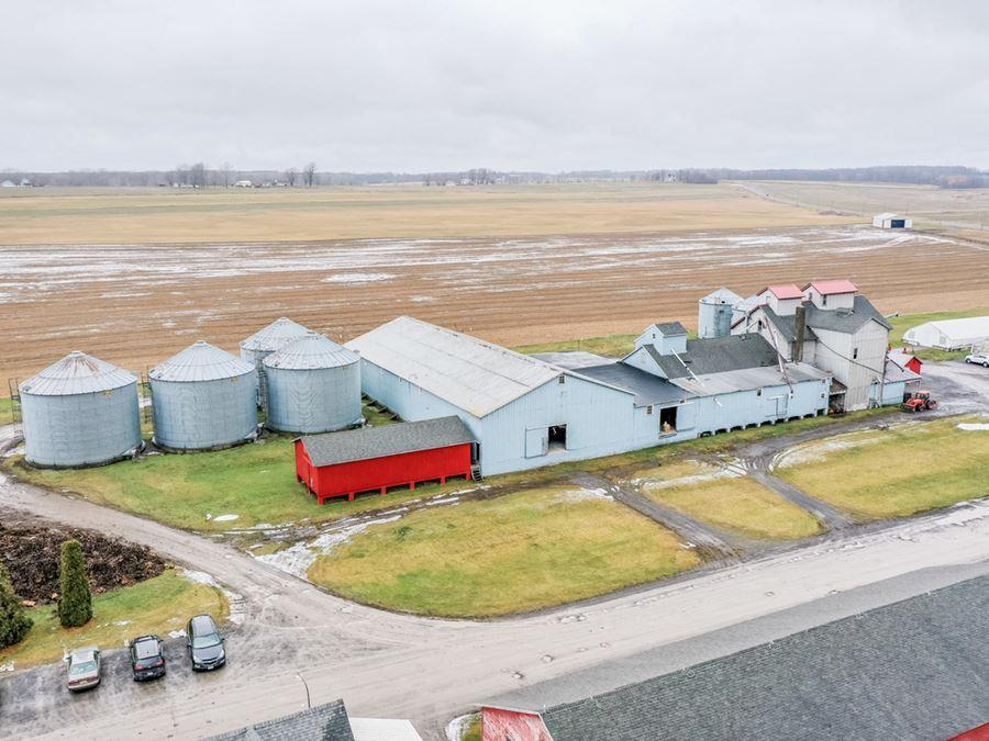 Seneca Grain Mill