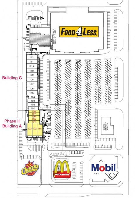 Shoppes in Moreno Valley-For Sale, Lease or BTS
