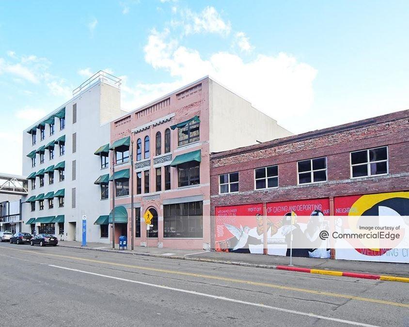 Tacoma Rhodes Center