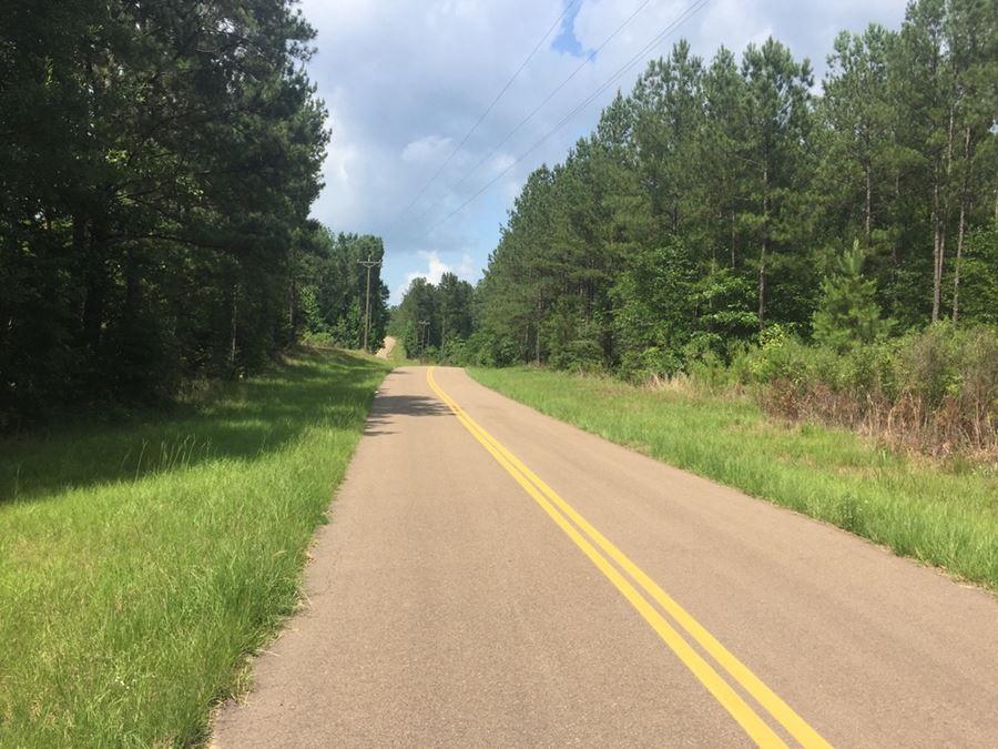 402 Acres - Copiah County, MS