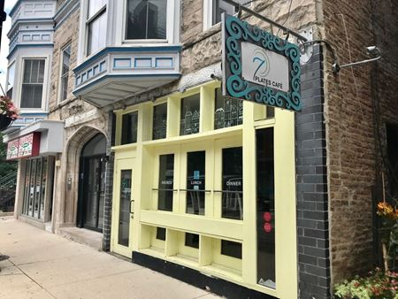 Fully Equipped Restaurant For Sale - Chicago