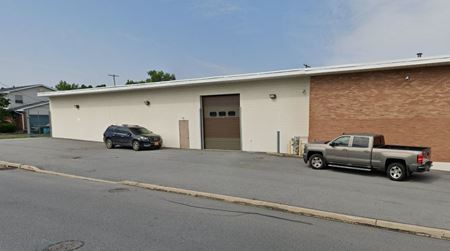 4,096 SF Warehouse for Lease - Allentown