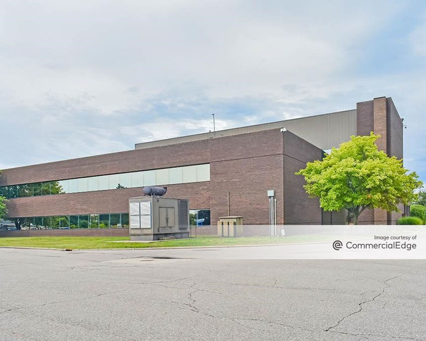 McLaren Corporate Services Building