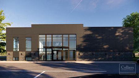 For Lease >14,200 SF Woodward Avenue Bloomfield Hills MI - Bloomfield Hills