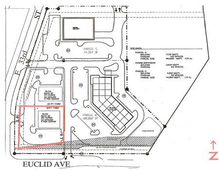 East Euclid Development Site - Des Moines