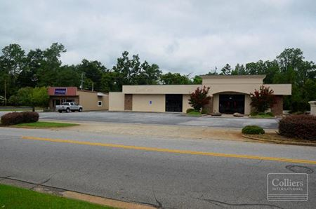 ±4,185 SF & ±1,500 SF Retail Buildings for Lease or Sale on Main Street - Newberry