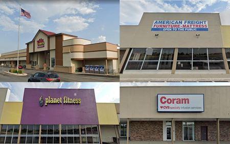 Glenn Park Shopping Center - Champaign