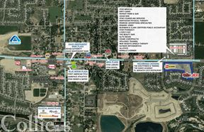 Ground Lease & BTS Pad Sites Available | Star, ID