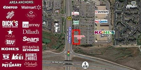 Pad Site Adjacent to Kohl's - Littleton