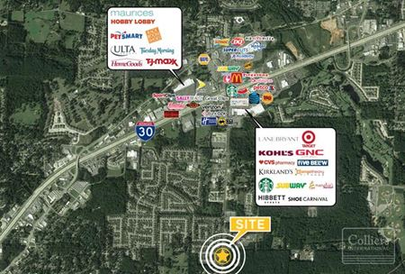 For Sale: Alcoa Road and Chapel Creek Drive Land - Benton