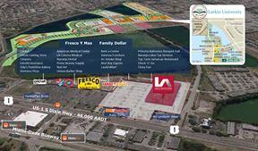 Shoppes at Naranja Lakes Redevelopment Now Leasing! - Miami