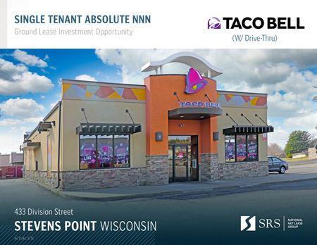 Stevens Point, WI - Taco Bell (433 Division Street) - Stevens Point