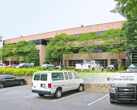 Morgan Falls Office Park - Buildings 300 & 400 - Sandy Springs