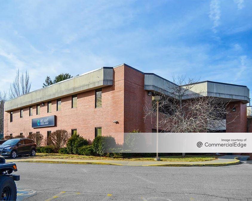 Harrington HealthCare at Webster - 344 Thompson Road