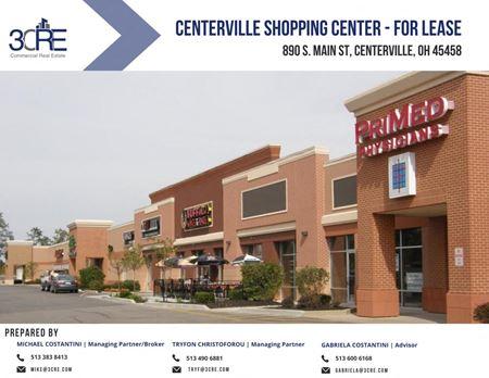 Centerville Square Shopping Center - Centerville