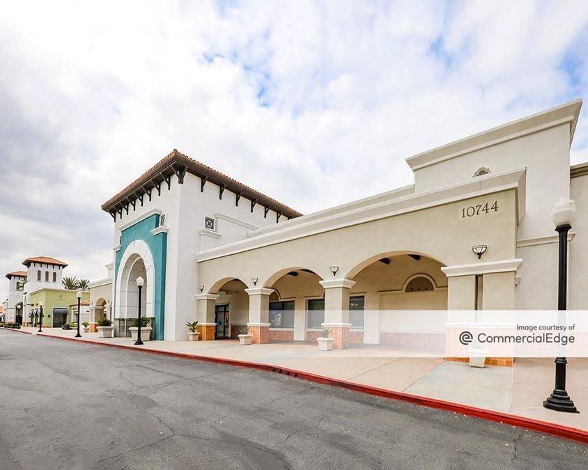 Terra Vista Town Center - 10744 Foothill Blvd
