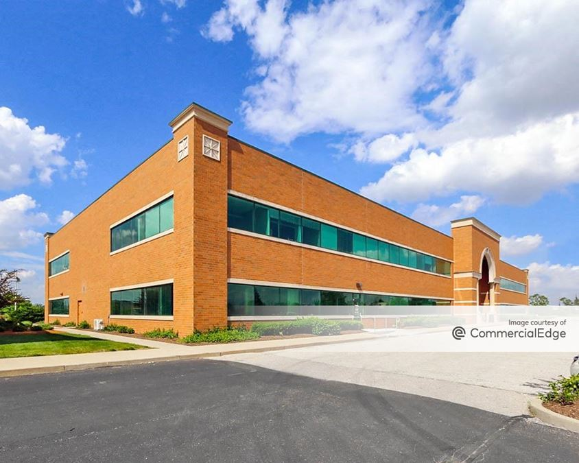 Indiana American Office Park - Building 1