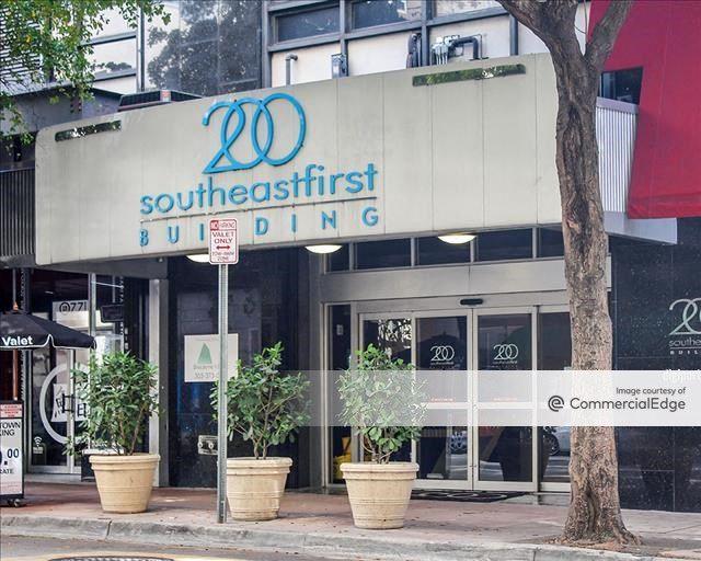 200 SE 1st Street Building