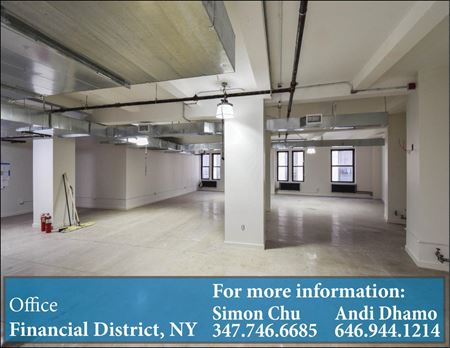 Creative Office Space | Heart of Financial District Space Photo Gallery 1