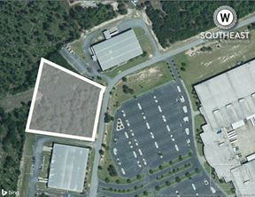 ±3.36-Acre Build-to-Suit Site in West Columbia