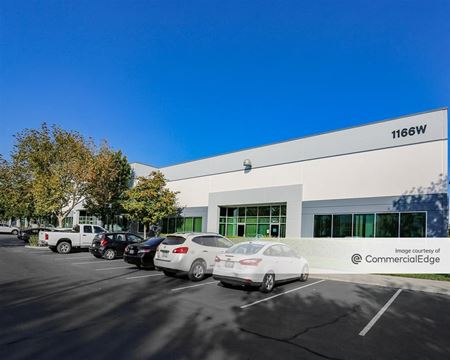 Natomas Commerce Center - 1164, 1166 & 1168 West National Drive & 1014 North Market Blvd - Sacramento