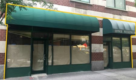 Formerly a Portion of Gee Whiz Diner - New York